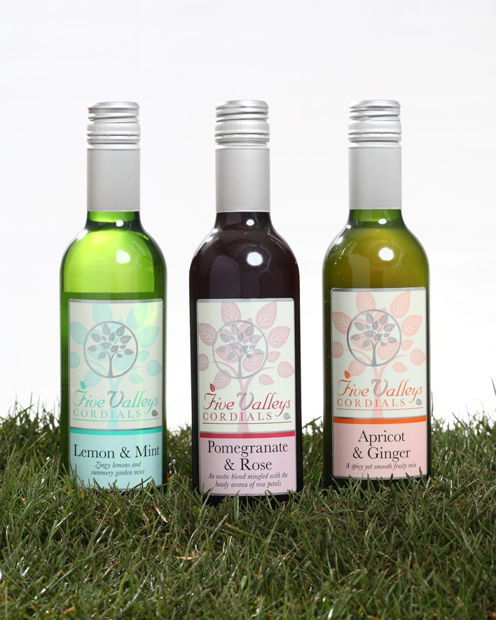 Can I Eat It iPhone App lets you know what is in the Five Valleys Cordials Pomegranate & Rose